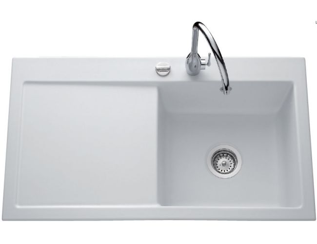 Ceramic Sink Luisina Amor EV5074 - 900 x 510 mm