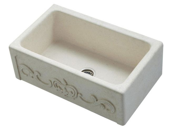 Stone Sink Chambord Childeric Le Grand E8300 L10