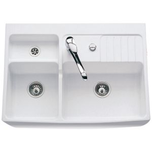 Ceramic Sink Luisina Soprano EV5027 - 895 x 625 mm
