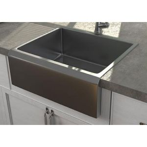 Stainless steel Sink Chambord Clodomir - E70001N0 015