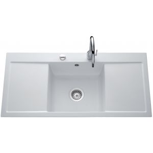 Lavello in ceramica Luisina Amor EV5073 - 1060 x 510 mm