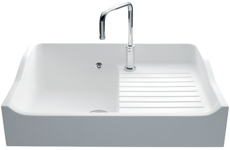 Solid Surface Sink Luisina Luisigranit Concept EV159